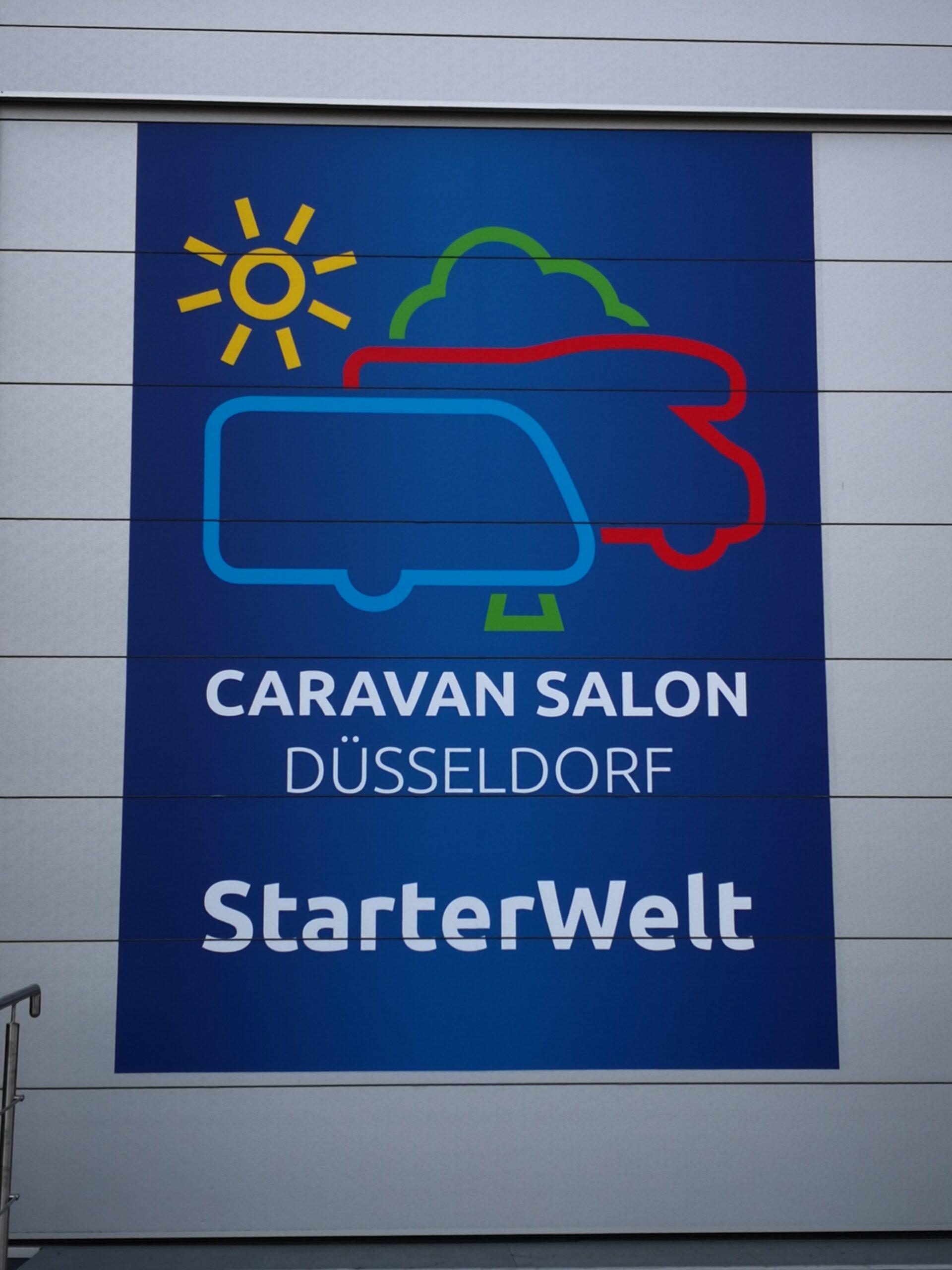 Visita al Caravan Salon di Dusseldorf