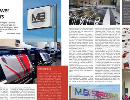 Articolo su rivista specializzata   Aboutcamp.