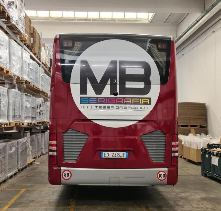 Autobus del Pontedera calcio